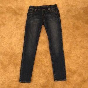 Girls Blue GAP Jeans